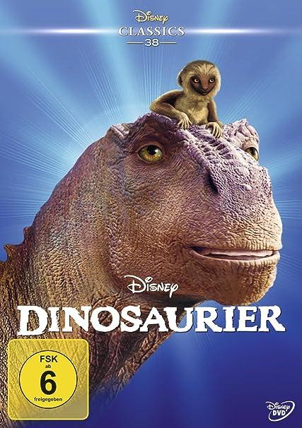 Dinosaurier (Disney Classics) [Alemania] [DVD]: Amazon.es: James Newton Howard, Ralph Zondag, Eric Leighton, Ruth Lambert, Walter P. Martishius, H. Lee Peterson, David R. Hardberger, Baker Bloodworth, Pam Marsden, Walon Green, D.B. Sweeney,