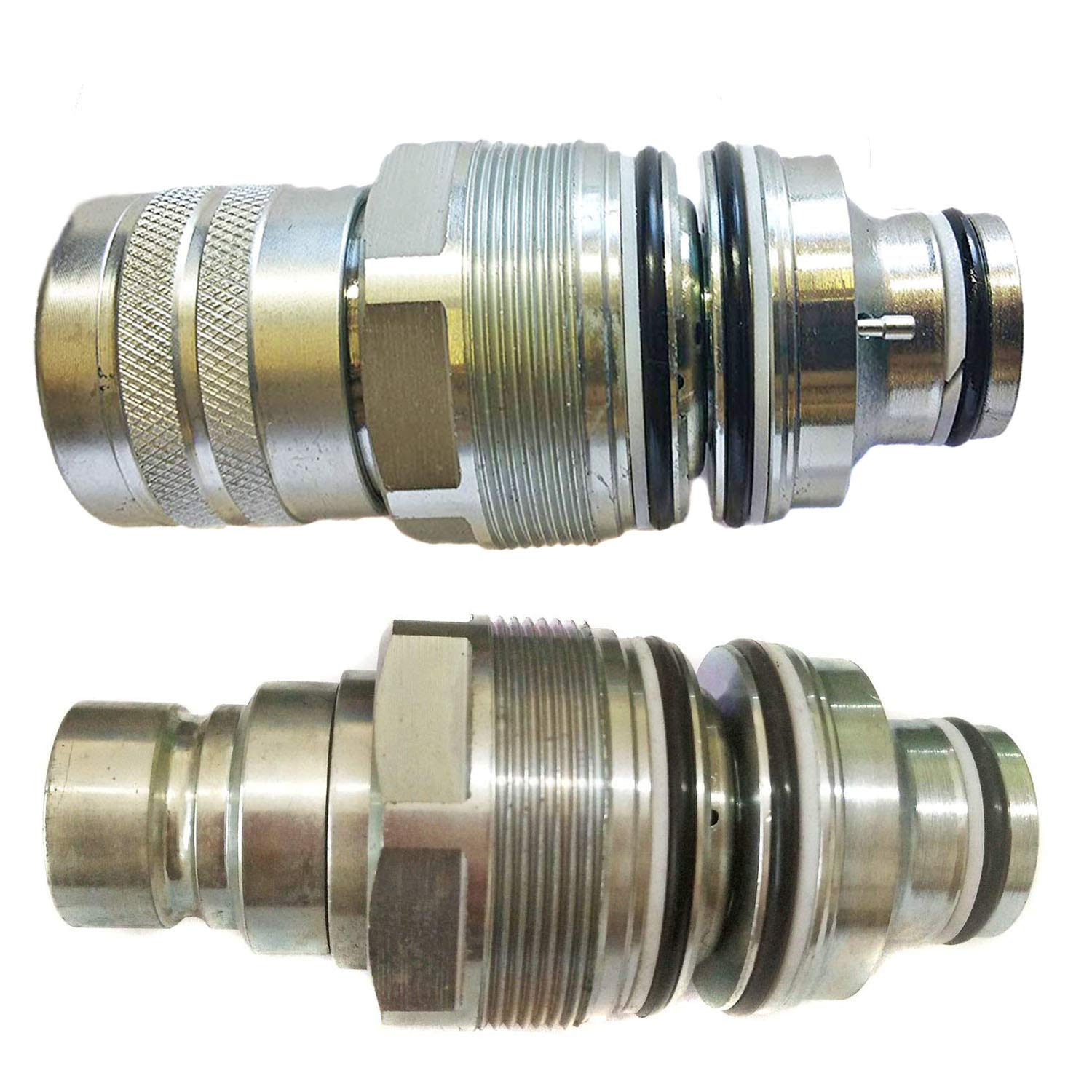 Mover Parts Coupler Set 6679837 6680018 for Bobcat S130 S150 S160 S175 S185 S205 S220 S250 S300 S330 S450 T140 T180 T190 T200 T250 T300 T320 T450 T550 T590 T595 T630 T650 T740 T750 T770 T870