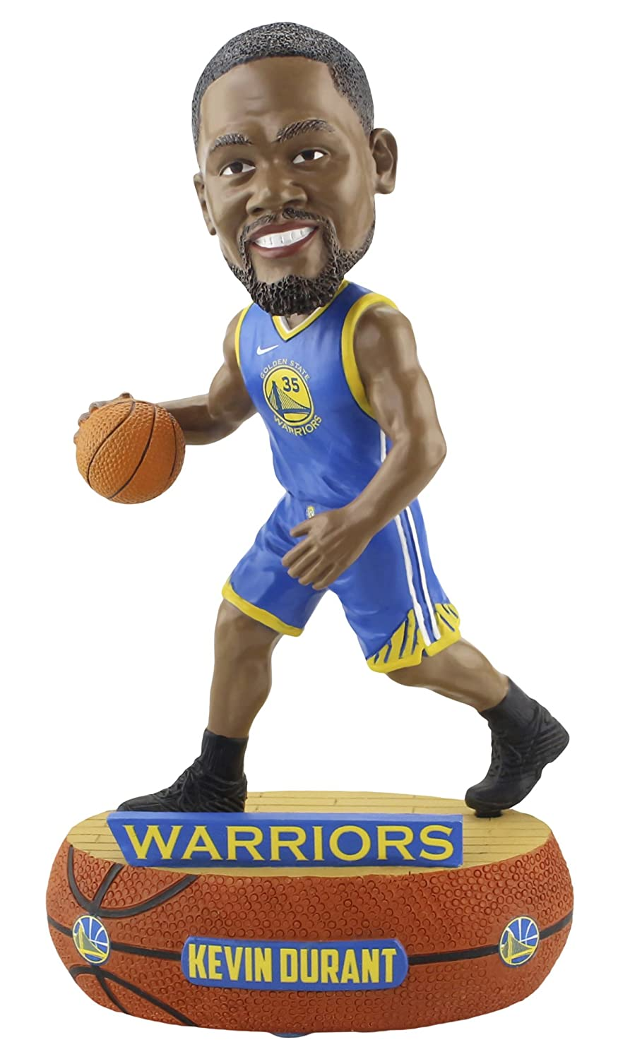 a6b1671cb77 Forever Collectibles Kevin Durant Golden State Warriors Baller Special  Edition Bobblehead