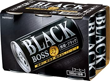 caf9cfbe6b1 Image Unavailable. Image not available for. Color  Suntory boss sugar-free  black ...
