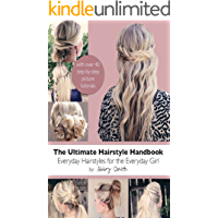 The Ultimate Hairstyle Handbook book cover
