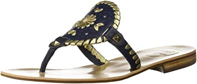 63e50e60c4a Amazon.com  Jack Rogers Women s Georgica Sandal Flat  Jack Rogers  Shoes