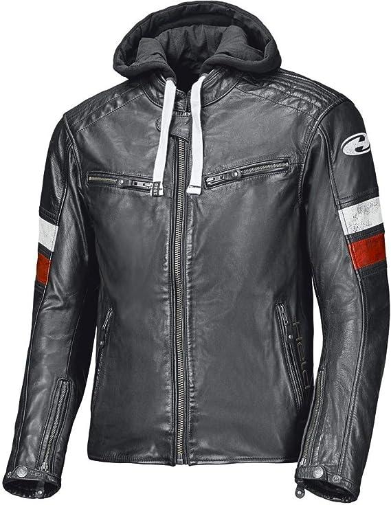 Held Motorradjacke Mit Protektoren Motorrad Jacke Macs Lederjacke Herren Chopper Cruiser Ganzjährig Bekleidung