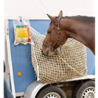"""ANQIA Full Day Slow Feed Hay Net Bag,1.2"""" Hole Mesh Net Horse Feeder Bag, Reduces Horse Feeding Anxiety and Behavioral…"""