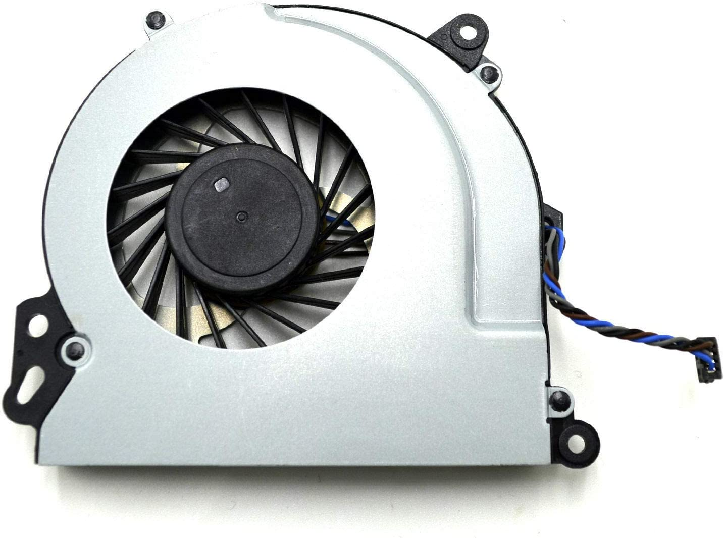 DBParts New CPU Cooling Fan For FCN Brushless Motor DFS531105MC0T-FC1M 6033B0032801, HP 720235-001 720539-001, KSB06105HB-CJ1M, ENVY TouchSmart 15-J000 17-J000 M7-J010DX 17-J142NRr 17-J153CL 17-J157CL