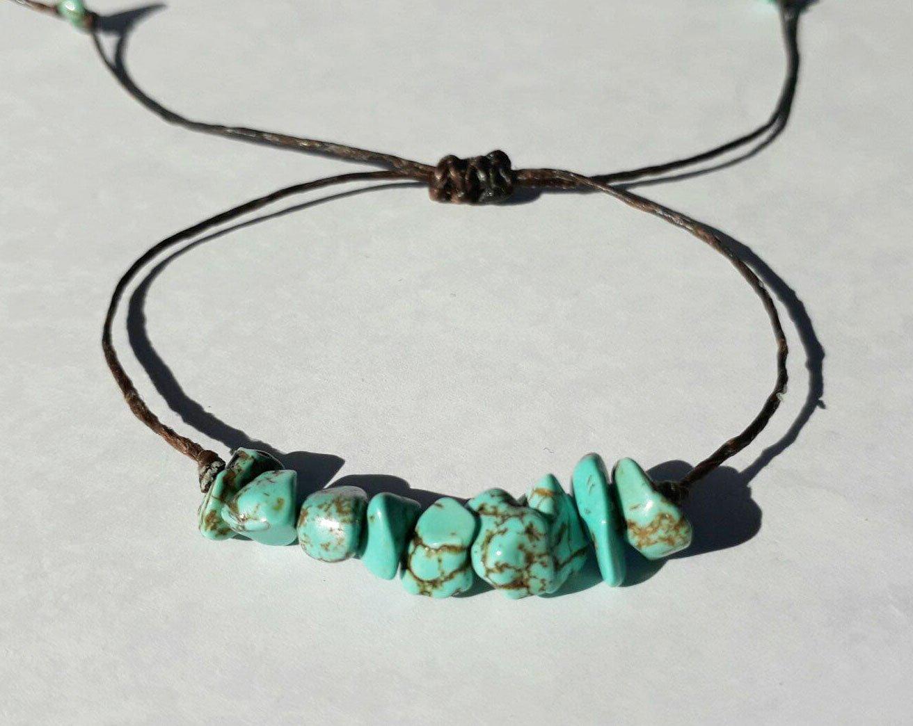 Turquoise bracelets for Men and Women