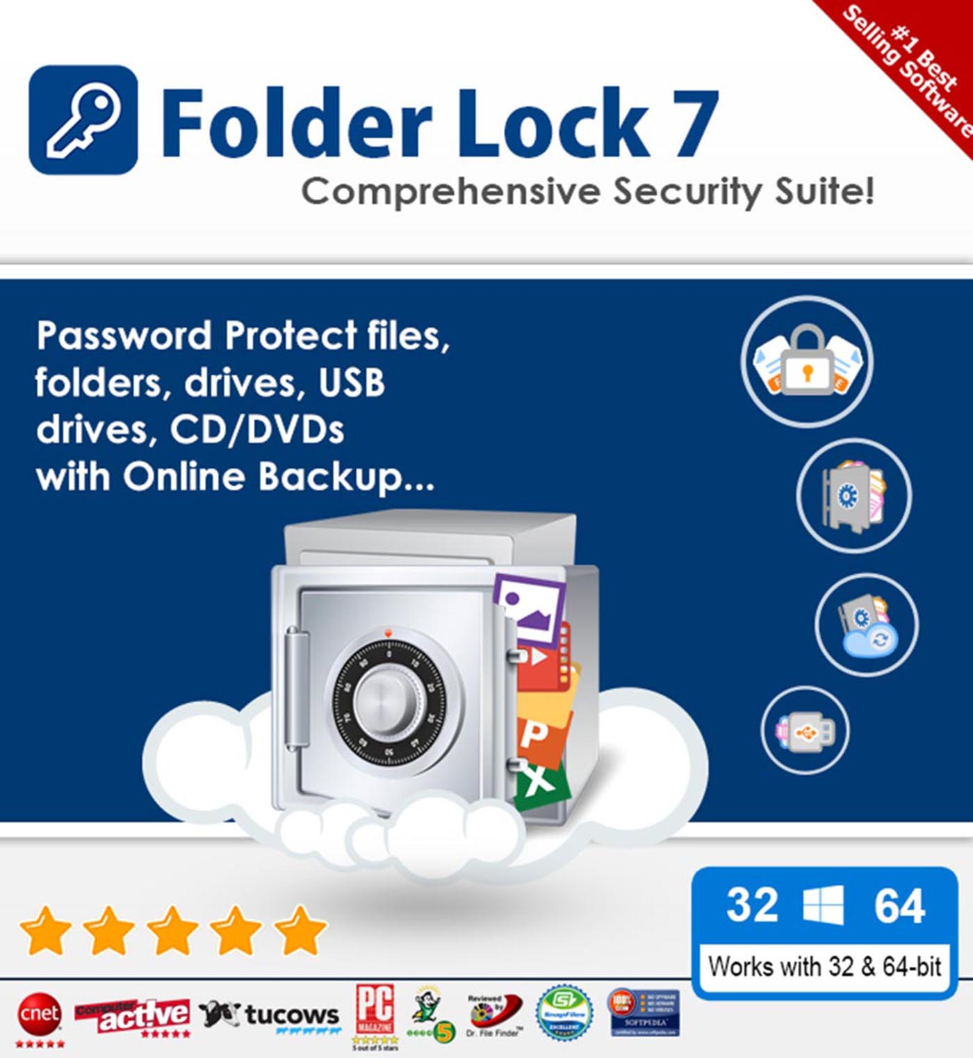 List of the Top 5 folder lock you can buy in 2019