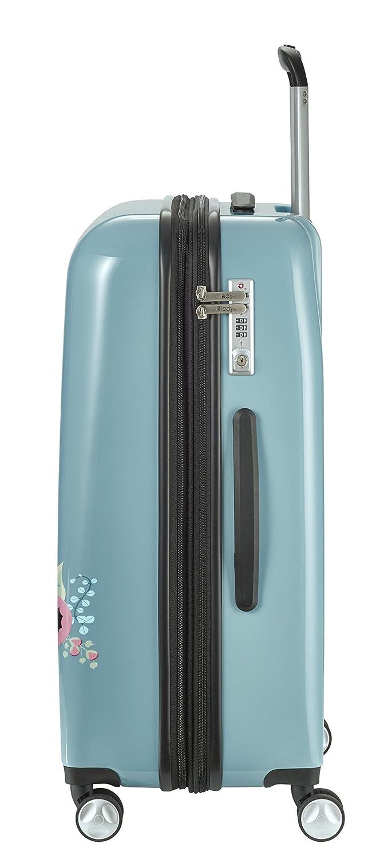 Travelite LilLedy Bagage Cabine Bleu 76 liters Graublau 68 cm