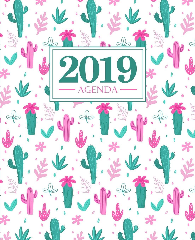 Amazon.com: Agenda 2019: 19x23cm : Agenda 2019 semainier ...
