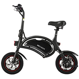 ANCHEER an-EB5 Plus Folding Electric Bike