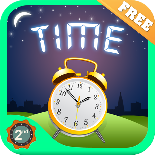 Time Lesson for the 2nd grade Free (2nd Grade Games)