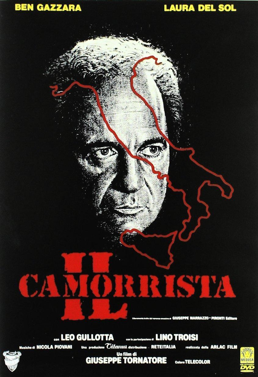Il Camorrista Medusa Amazon It Ben Gazzara O Professore E Vesuviano Laura Del Sol Rosaria Giuseppe Tornatore Film E Tv
