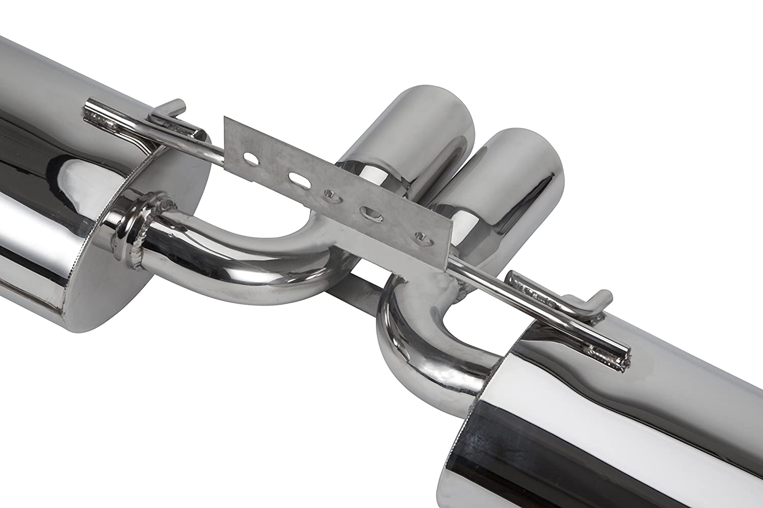 NEW CARKRAFT STAINLESS STEEL CAT BACK EXHAUST SYSTEM