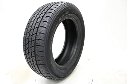 1 NEW 235 55 17 Thunderer Mach III All Season Performance Tire 60K Mile Warranty