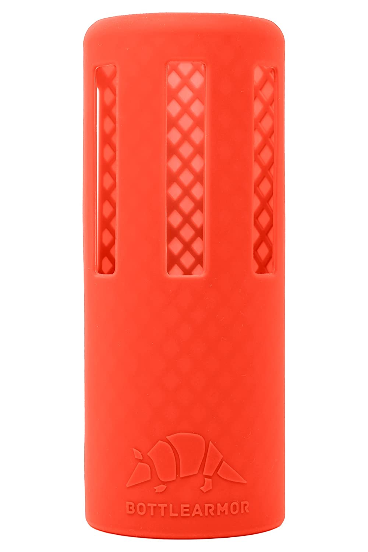 BottleArmor保護用シリコンスリーブ(Hydro Flask水筒用)–フルカバレッジバリアのDropshieldテクノロジー–子供向けの水筒カバー(複数のサイズと色あり) B077R37DV3 コーラル 12 oz 12 oz コーラル