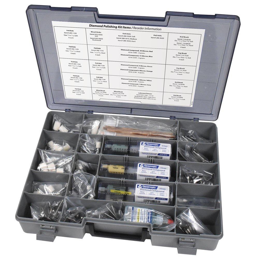 Diamond Abrasive Polishing Kit