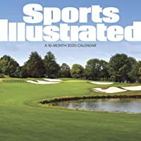 Image for Sports Illustrated Golf Courses 2020 Wall Calendar