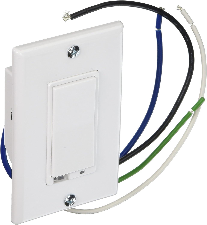 Amazon Com Gocontrol Z Wave Wall Dimmer Switch 1000w Wd1000z 1 Electronics