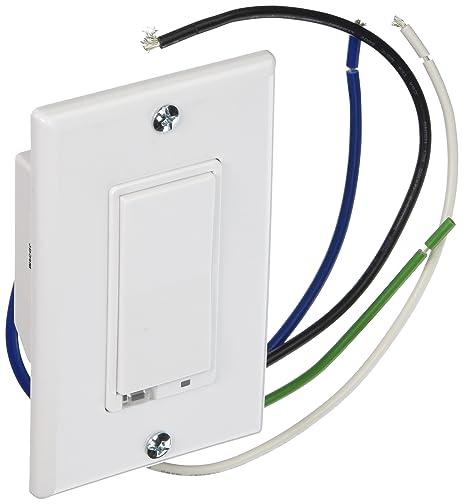 amazoncom gocontrol z wave wall dimmer switch 1000w wd1000z 1 electronics buy ge ge 45613