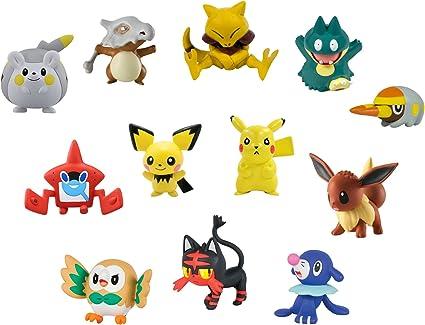 TOMY Pokémon XL Multi Figura Pack: Amazon.es: Juguetes y juegos