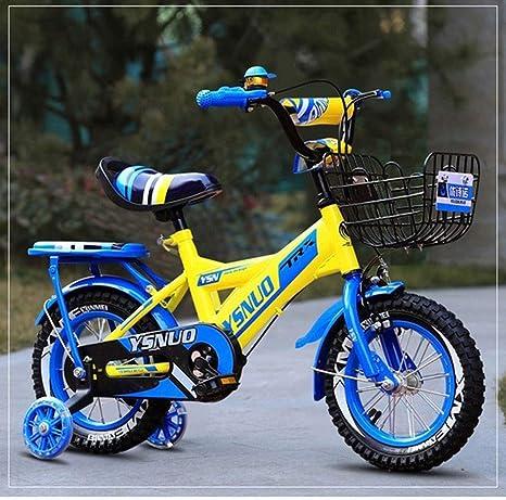 WGYEREAM Bicicleta para Niños, Bicicleta Infantil, Bicicletas ...