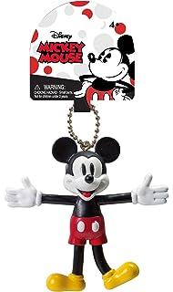 Disney Retro Mickey Soft Touch PVC Key Ring Monogram International 25091