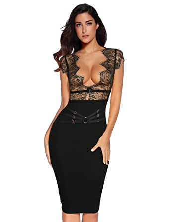 Celebrity Party Evening Cocktail Dress