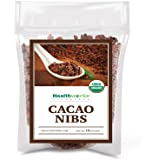 Healthworks Cacao Nibs Raw Organic (16 Ounces / 1 Pound) | Criollo Bean | Unsweetened Chocolate Substitute | Certified…