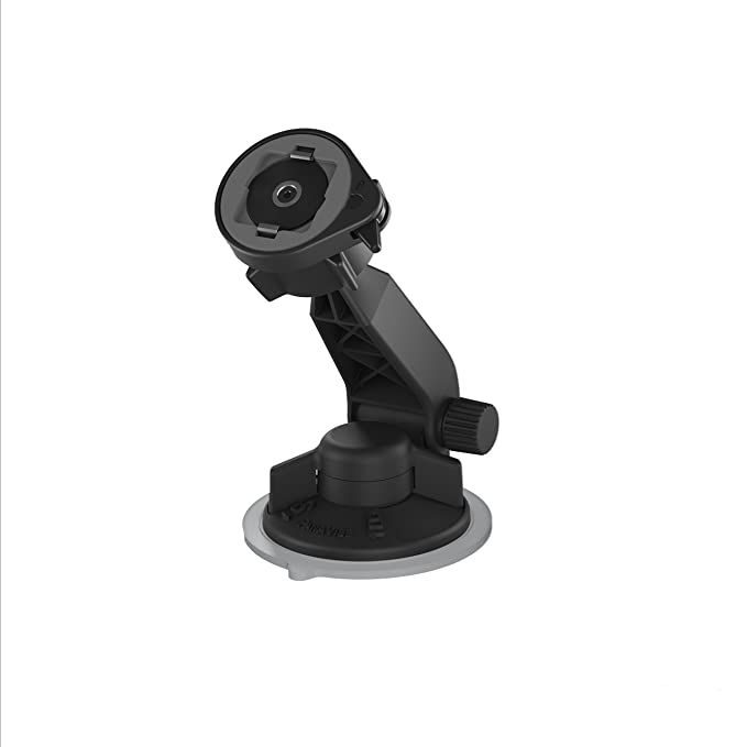 Lifeproof LifeActiv Suction Mount with Quickmount - Mount - Retail Packaging - Black