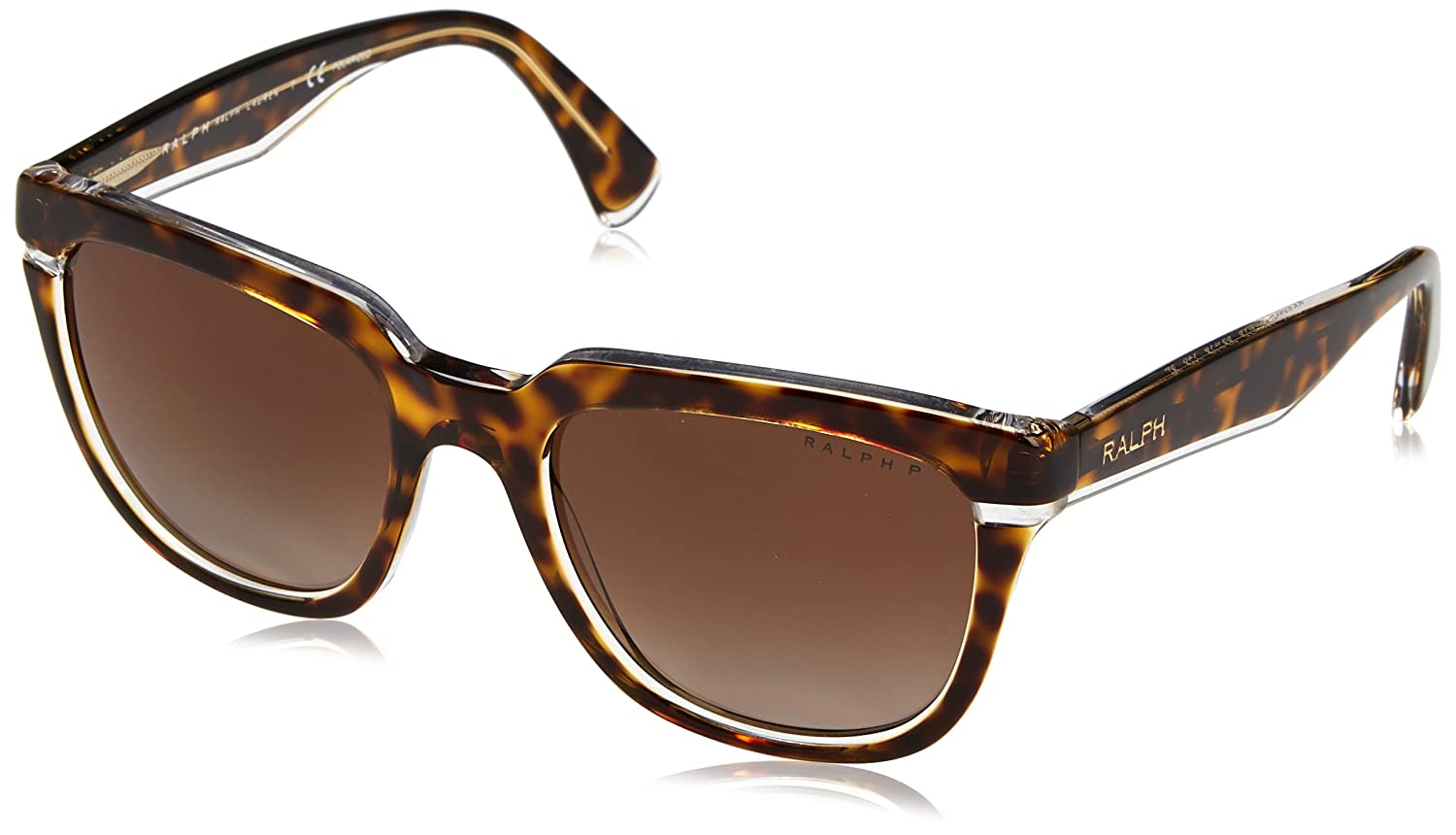 994f0a0286 Amazon.com  Ralph by Ralph Lauren Women s Plastic Woman Sunglass Square