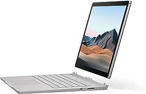 "Microsoft Surface Book 3 - Ordenador portátil convertible de 15"" Full HD (Intel Core i7-1065G7, 32 GB RAM, 512 GB SSD, NVIDIA GeForce GTX 1660 6 GB, Windows 10 Home) platino - Teclado QWERTY Español"