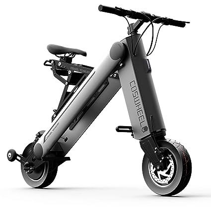 Amazon.com: Coswheel A1-X Mini 350 W Bicicleta Eléctrica ...