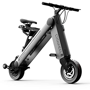 Amazon Com Coswheel A1 X Mini 350 W Electric Bicycle Fashionable