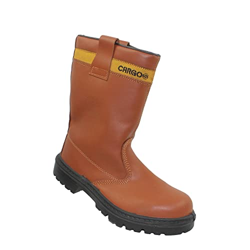 Cargo barbe sA s3 chaussures berufsschuhe businessschuhe chaussures bottes chaussures marron - Marron - Marron, Taille 38