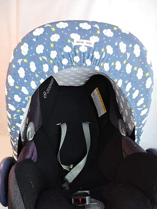 Moon-bebe Capota universal para Maxi-Cosi azul (nuves): Amazon.es: Bebé