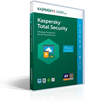 Kaspersky Total Security 2017 for 3 PCs
