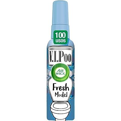 Air Wick VIPoo Spray para el WC, Fresh - 55 ml