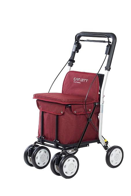 Carlett Carro DE LA Compra-Andador Lett 800 con Asiento ...