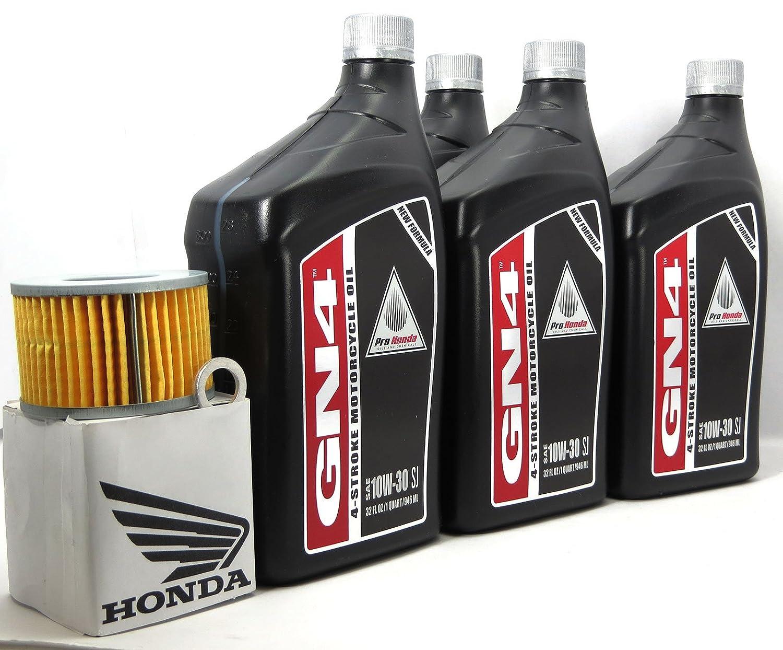 2012 Honda trx680fa Fourtrax Rincon / Rincon Gpscapeオイル変更キット B00ATTR618