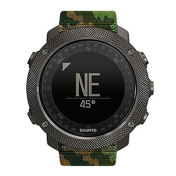 Suunto - Traverse Alpha - SS023445000 - Reloj GPS Outdoor para pesca, caza y excursionismo