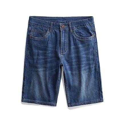 Karinao - Pantalones vaqueros cortos para hombre, de ...