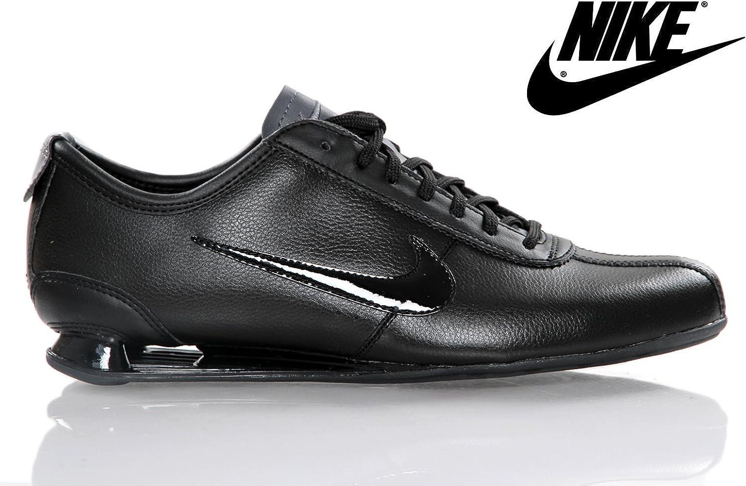 nouveau concept 8b6ed 1a87f Nike SHOX RIVALRY-47.5-13 316317-091-47.5-13 Noir: Amazon.fr ...
