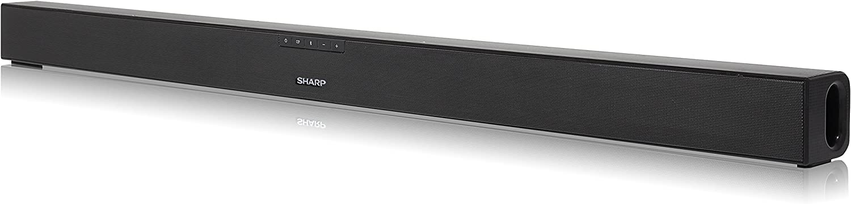 Sharp HT-SB140MT 2.0 Soundbar Bluetooth con HDMI ARC/CEC, Potencia ...