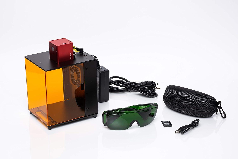 Cubiio PL-01 Impresora portátil de grabado láser / Corte por láser ...
