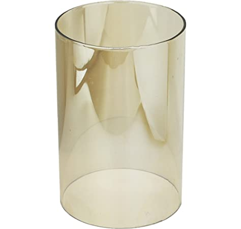 Frosted Glass Chimney for Candle Open Ended SUNWO Candle Holder Frosted Glass Hurricane Candle Holders of Any Size 2.5//3//3.5//4//4.7//5//5.5//6//8 Inch