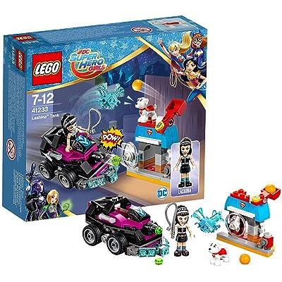 LEGO Super Heroes - Lashina Tank: Toys & Games
