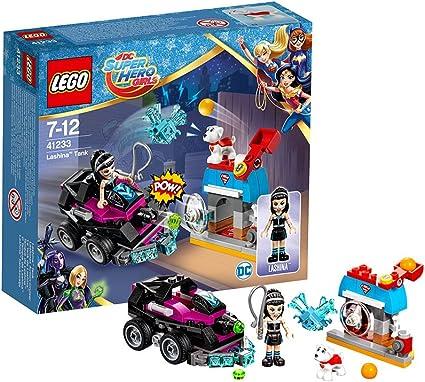 From 41233 Minifigure Figurine New Lego DC Super Heroes Girls Lashina shg009