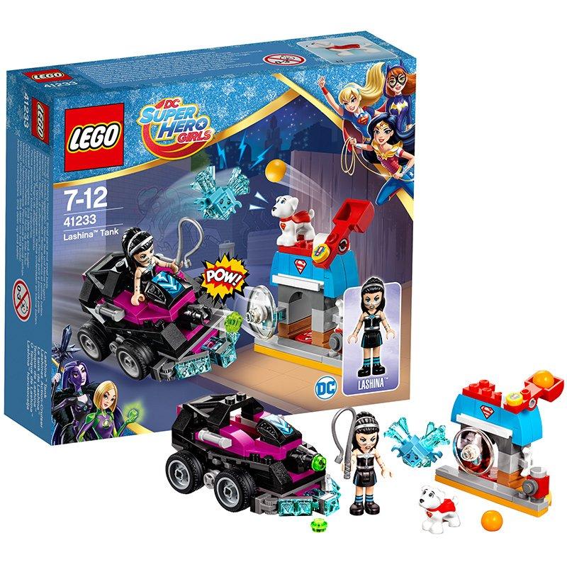 LEGO Super Héroes - Dormitorio de Wonder Woman (41235) Lego S.A.