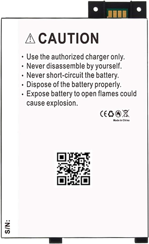 170-1032-00 GP-S10-346392-0100 VINTRONS 1900mAh, Li-Polymer S11GTSF01A GP-S10-346392-0100 QWERTY Keyboard Battery D00901 3rd Generation, 170-1032-01 Battery for  S11GTSF01A