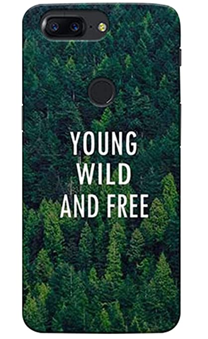 Pikkme Quotequotes Young Wild And Free With Nature Amazonin